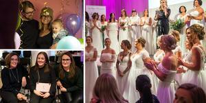 Bröllopsmässan höll till i Englaporten i centrala Sundsvall. Fler bilder hittar du längst ner i artikeln.