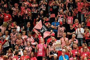 Räkna med mycket folk när Storvreta gästar Jalas Arena på onsdagen. Bild: Fredric Gustafsson