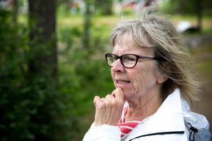 Inga-Lill Dahlborg är fortfarande upprörd.