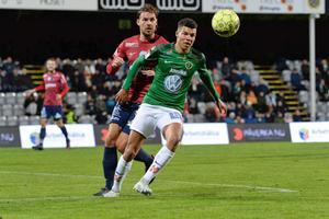 Alexander Jallow är en av spelarna som ska spela landskamper för Sverige.
