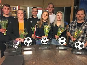 Vinnare är de allihopa: Adam Näsmark, Britt-Marie Vestin, Mikael Karlström, Rebecka Johansson, Herman Johansson, Amanda Berglund och Mats Falk.
