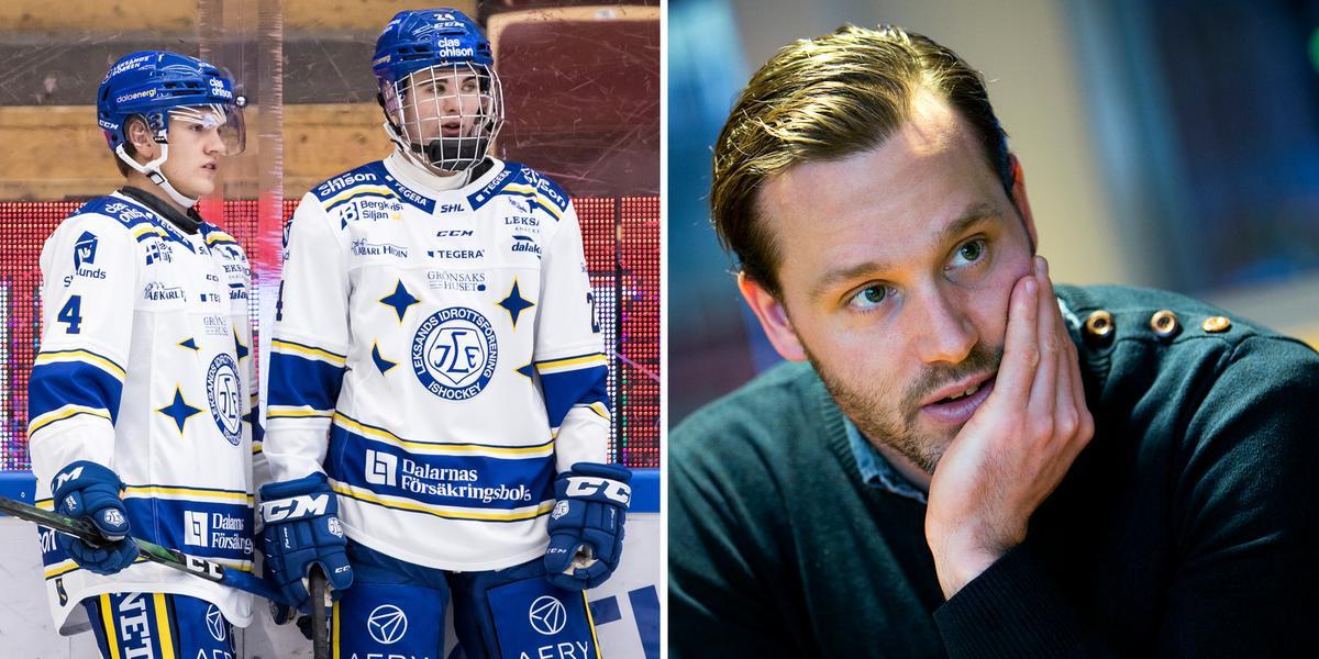 """Förlorat år för juniorerna – då hittade Leksand nya lösningar: """"Fått jobba extremt hårt"""""""