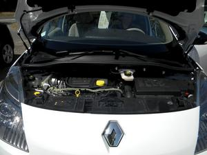 Den nya snåla dieseln har flera tekniska innovationer som kommer från Renaults erfarenheter inom Formel 1.Foto: Ulla Hasselgren