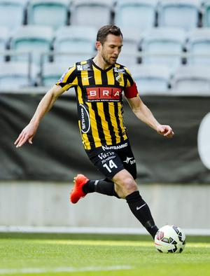 Borlängesonen Martin Ericsson avslutade sin spelarkarriär i BK Häcken och är numera assisterande sportchef för klubben.