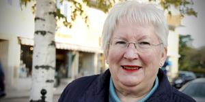 Anita Lilja-Stenholm (L).