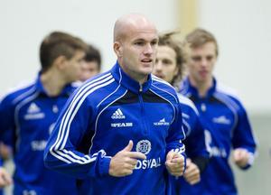 Ex-giffaren Wallerstedt är ny i laget.