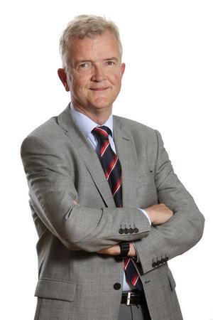 Olle Wijk, ordförande i det nya FoU-rådet och forskningschef på Sandvik Materials Technology, SMT.