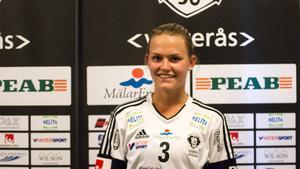 Emelie Åkerlund blir BK30:s sjunde nyförvärv för sommaren.