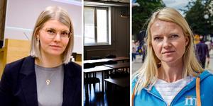 Nu sträcks en hand ut till oppositionen i Sundsvall. S, V, C-majoriteten tar imitativ till en arbetsgrupp som ska jobba med att ta fram politiska förslag på hur likvärdigheten ska öka i skolorna. Fotot är ett montage. Bilder: ST / TT