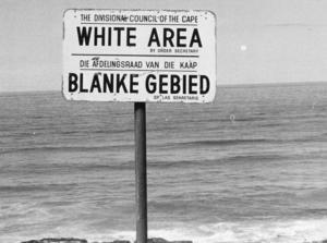 Skribenterna påminner om den åtskillnadspolitik som Sydafrikas apartheidregim och ser likheter med SD:s principprogram.