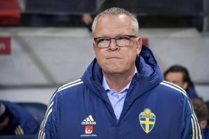 Janne Andersson. Bild: Anders Wiklund/TT.