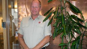 MSB:s generaldirektör Dan Eliasson.