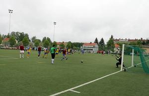 Nynäs IP, en bild från en match 2014.
