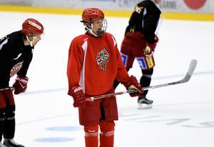 Wernblom fick aldrig igång sin offensiv i Hockeyallsvenskan under förra säsongen.