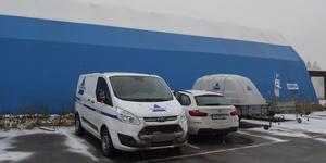 Byggföretaget Erlandsson har verksamhet på flera orter i Dalarna.