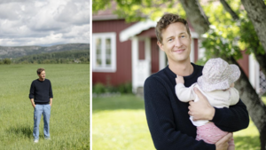 """Emil Källström om satsningen på Varvsberget, en framtida partiledarroll och pappalivet: """"Jättemysigt"""""""