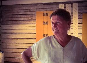 Lena Karlén, Leksand, blev 76 år. Foto: Privat