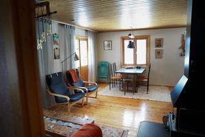Att fixa till i stugan behöver inte vara så dyrt enligt Håkan Littzell. – Här handlar det om lite pengar. Det gäller att veta ungefär vad man vill ha och sedan söka efter det.