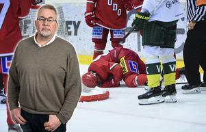 Om Tommy Enströms skada är allvarlig hamnar Modo Hockey i en riktigt besvärlig situation, skriver sportens och Hockeypuls krönikör Per Hägglund.