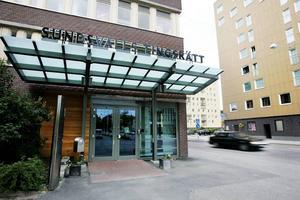 Sundsvalls tingsrätt har häktat fyra personer misstänkta för rififikuppen mot Ica i Söråker. Bild: Arkiv