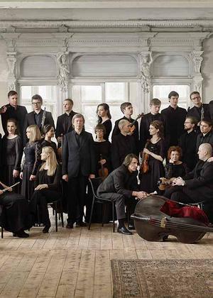 Pressfoto. Sinfonietta Riga gjorde i lördags ett gästspel på Svenska kammarorkesterns hemmascen i Örebro konserthus.