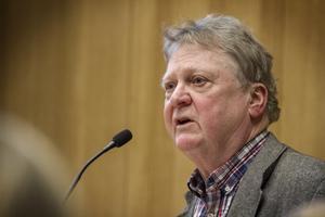 Peter Nordebo (L) ville att detaljplanen skulle återremitteras.