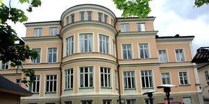 SPF Falun ska flytta in i nya lokaler i f d Stadshotellet i Falun. Foto: Bons Nisse Andersson/Arkiv.