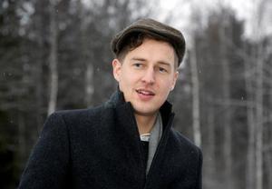 Riksdagsledamot Emil Källström (C).