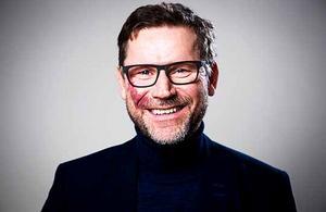 Norrskogs ordförande Stig Högberg. Pressbild.