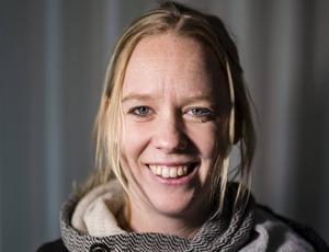 Sandra Huldt. Arkivbild.   Foto: Vilhelm Stokstad/TT