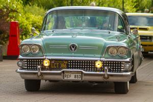 Gunnar Jonssons Buick från 1958.