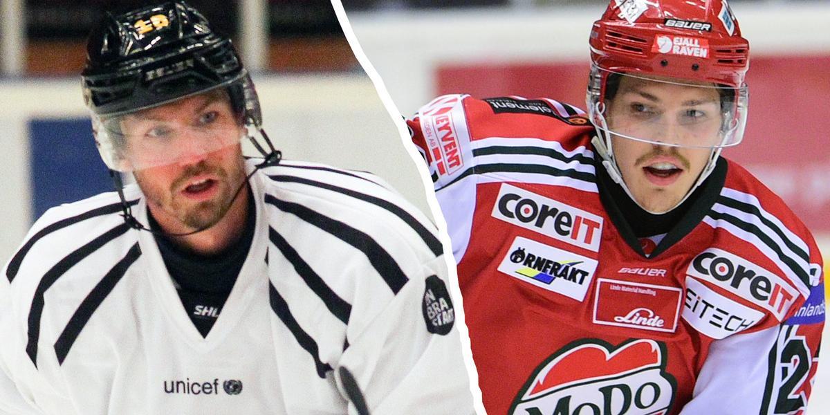 18.30: Brynäs och Modo gör upp i Järvsö – följ matchen minut för minut här