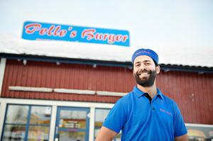 Ali Kaya öppnar Pelles Burger i Gullänget på torsdag tillsammans med sin kusin.