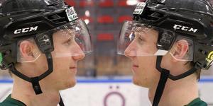 Efter Linus avstängning är han nu tillbaka i kedjan tillsammans med brorsan Pontus Wernerson Libäck när de ska försöka slå ut sitt gamla lag i play off 3.