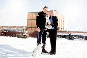 Ett flertal bugglåtar och ett längre samtal på hotellet var början för Heléne och Berth-Ola Lundqvist.