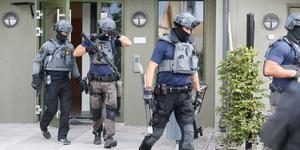 Tisdagens polisinsats på Bäckby.