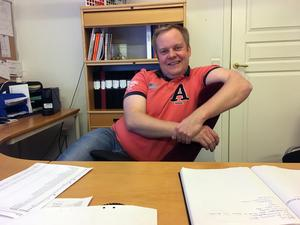 Lars-Olov Liss har goda förhoppningar om att publikrekordet kommer att ryka nästa år.