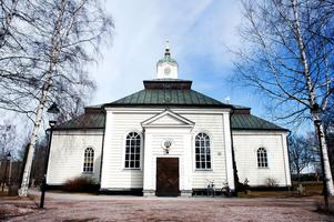 I Ludvika Ulrika kyrka blir det både mässa och samtalskväll, en nyhet för i år.