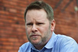 Fredrik Adolphson gör comeback i Falupolitiken, nu för Centerpartiet. Han satt tidigare i fullmäktige och i socialnämnden för Folkpartiet (Liberalerna) fram till 2015. Foto: Kjell Jansson.