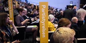 Liberalernas partistämma hölls nyligen i Västerås. Foto: Pontus Lundahl / TT