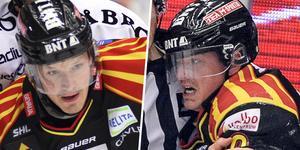 Warg spelade sina sista matcher i Brynäs tröja. Hör honom berätta om karriärsavskedet i Hockeypuls podd. Foto: TT.