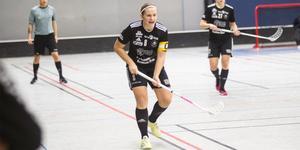 Frida Lans gjorde ett av Sala Silverstadens mål.