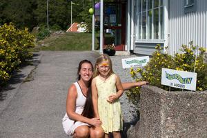 Anna Thunstam med sin Nora, 5.