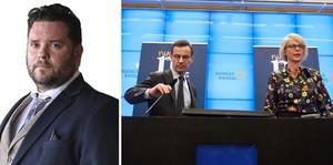 Ulf Kristersson och Elisabeth Svantesson bygger inte ett hopsvetsat lag med andra partier inför valet 2022.