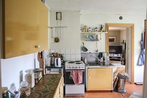Köket har sett likadant ut i flera år.