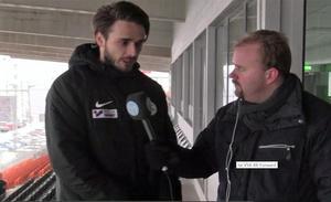 Emir Smajic gjorde VSK:s enda mål.