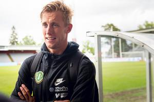 Jesper Svensson tycker lagets insats var ett steg framåt.
