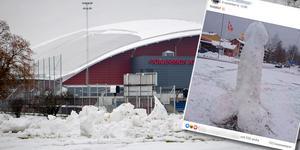 Snö-snopparna var ett kreativt bud som inte skadar någon, anser PDL.