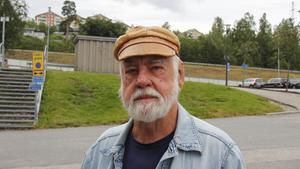 Dan Östlund, 78 år, pensionär, Timrå.