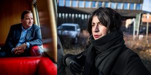 Sommaren påminner många om vår tids största ödesfråga - den mänskliga påverkan på klimatet. Socialdemokraterna arbetar för en rättvis klimatomställning där de tyngsta bördorna ska bäras av dem med störst förmåga, skriver riksdagsledamot Roza Güclü Hedin och Johanna Karlén, SSU. Foto: Adam Ihse/TT, Christian Larsen